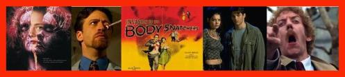 Body Snatchers and Pod People