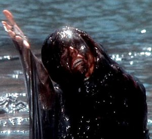 "One of the many unlucky people associated with ""Creepshow 2."""
