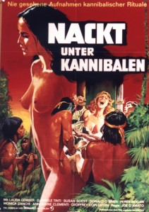 """Emanuelle and the Last Cannibals"" suitable-for-framing German poster. WANT!"