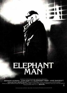 """""""The Elephant Man"""" original poster art"""
