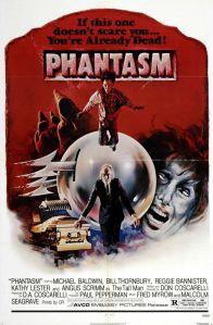 Phantasm poster art.