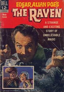 corman raven comic