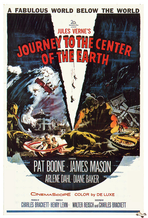 Journey to the Center of the Earth [1959 PAL DVD][En.Es Multisub